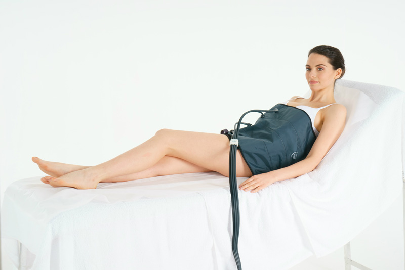 Reduce Cellulite with Compression Massage Pressotherapy Toronto Studio79