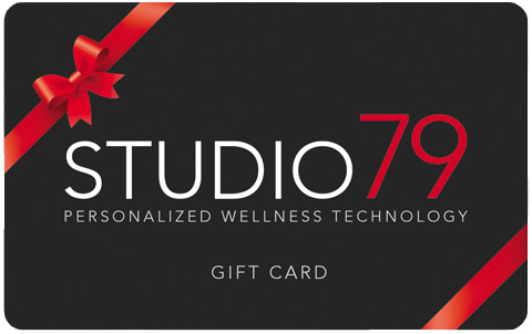 Studio79_Gift_Card_Toronto_EMS_Fitness_Training_Sauna_PODs_Pressotherapy_InBody